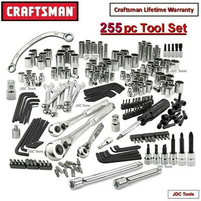 Craftsman 230 pc Tool Set with 17 pc bonus set -Tools Only- NEW 165 216 220 311