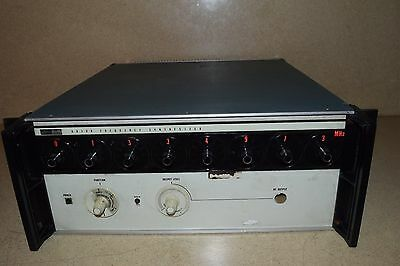 Fluke 6039A Frequency Synthesizer (F1)
