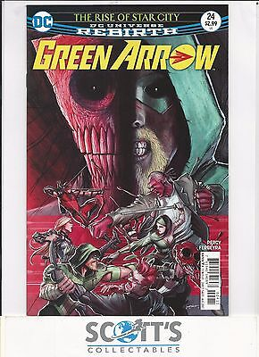 Green Arrow  #24  New  (Bagged & Boarded) Freepost