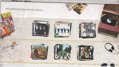 Gb The Beatles Mnh Presentation Pack Or Stamps Your Choice Po Fresh