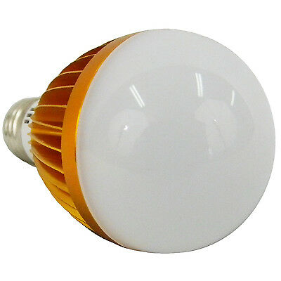 Dimmable LED Light Bulb A19 Bright LED Globe A Shape 750LM 7W E27 Warm White10pc