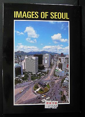 Images of Seoul - 12 New Postcards Set - South Korea