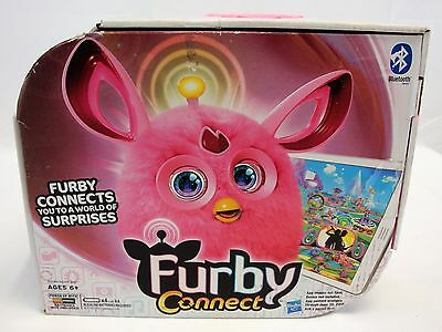 Pink Furby Connect Hasbro Interactive Kids Toy NIB Brand New Bluetooth Smart