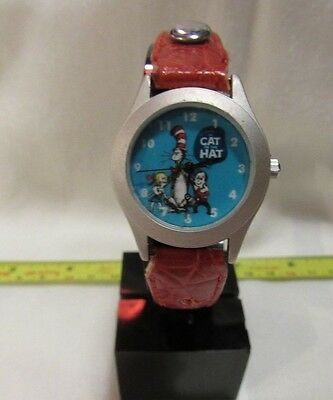 Cat In The Hat Watch Dr. Seuss,Running.  F107