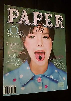 Bjork PAPER Magazine 9/97 The Muffs