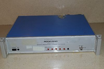 Rockland Model 5110 Programmable Frequency Synthesizer (Hh)