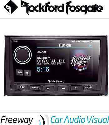 """Rockford Fosgate PMX-8DH Marine Full Function Wired 5"""" TFT Display Head"""