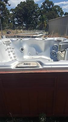 8 seater spa bath Excellent condition. $4000 Neg.