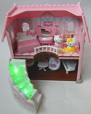 Hello Kitty Princess House Playset With Colour Changing Stairs