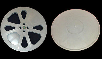 16mm 2300 ft. Plastic Movie Reel and Can Set  (NEW - LOWEST PRICE W/SHIPPING!)