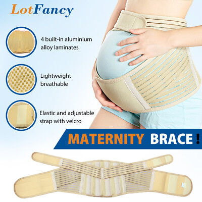 Maternity Support Belt Waist Abdomen Pregnant Belly Band Tummy Brace Bandage