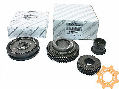 Fiat Ducato 2.8 Diesel 5Th Gear Pair 35 And 58 Teeth And 5Th Hub 994 To 2002 Oe