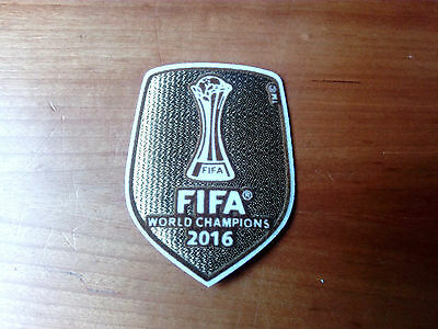 Parche FIFA world champions real madrid 2016