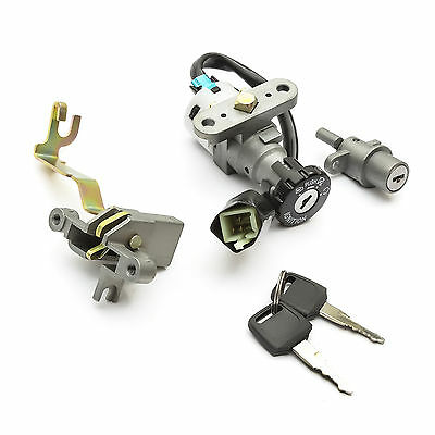 Key Ignition Scooter Lock Set Direct Bikes LLexeter Lexmoto Taramati