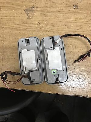 Volkswagen Transporter T5 Rear Interior Courtesy Light With Plugs