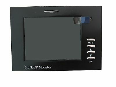 Analogue CCTV TFT LCD Test Monitor (3.5 inch) Wrist-wearable