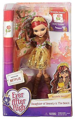 Ever After High Dolls - Rosabella Beauty - Daughter of Beauty & The Beast CDH59