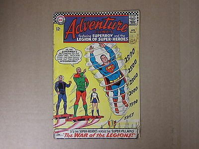 Adventure Comics #355 DC Silver Age