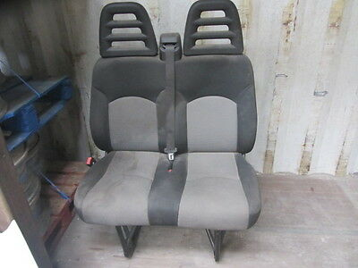 Iveco Daily 65C17 Double Passenger Seat With Belts