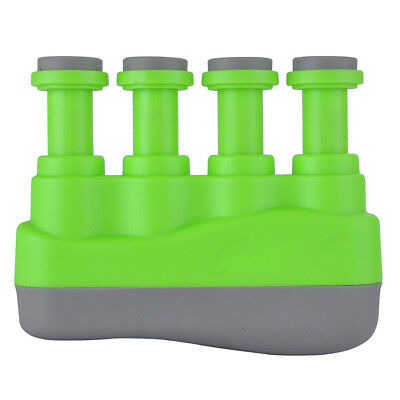 Adjustable Finger Strengthener and Hand Exerciser for Guitar Bass Piano