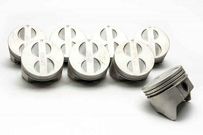 Mercruiser Chevy Marine 5.7L//350ci Dish Top Pistons MOLY Rings 040 260 280 255