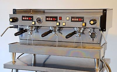 La Marzocco Linea 3 Group AV Automatic Espresso Machine 3AV Welded Boilers PID