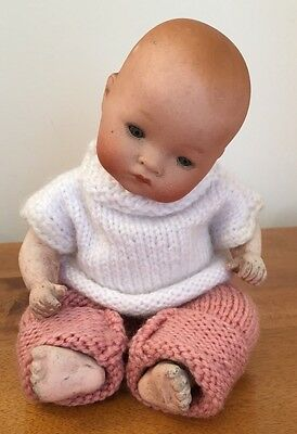 Old Armand Marseille 341/1/0.K. Miniature Antique Dream Baby Doll AM Germany