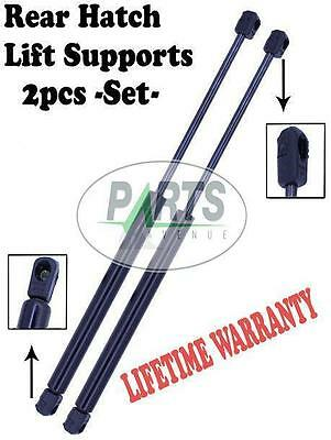 2 REAR GATE LIFTGATE TAILGATE DOOR HATCH LIFT SUPPORTS SHOCKS STRUTS ARMS PROPS