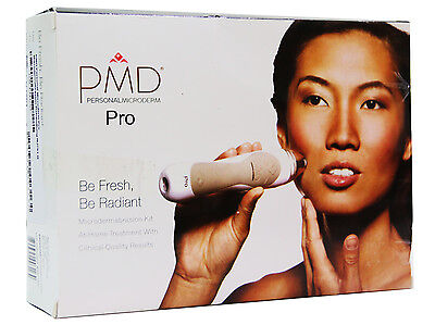 PMD Personal Microderm Pro Mikrodermabrasion-Behandlung NJ751 B