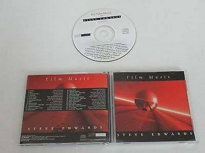 Steve Edwards/Film Music(Secd01) Cd Album