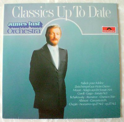 LP, JAMES LAST, Classics Up To Date, 1978