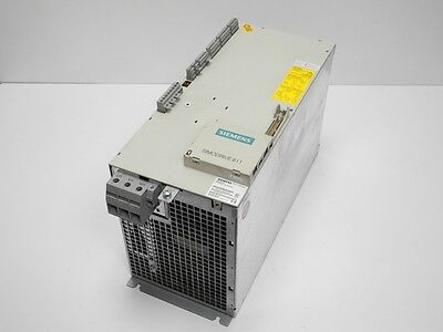 Siemens Simodrive 6SN1145-1BA02-0CA1 E/R Modul INT 36/47KW Version F Top TESTED