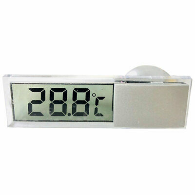 Clear LCD Digital Aquarium Reptile Thermometer Temperature Gauge| UK Free P&P