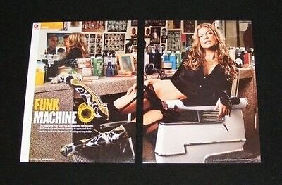 FERGIE magazine clippings lot BLACK EYED PEAS No2