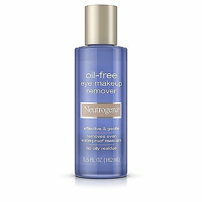Neutrogena Oil-Free Eye Makeup Remover 162 Ml * Brand New * Fast Delivery