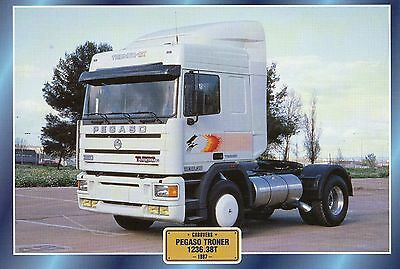 PEGASO TRONER 1236.38T                            Glossy   Picture (T788)