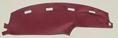 1994-1997 DODGE RAM 1500 2500 TRUCK  DASH COVER MAT   maroon  burgundy