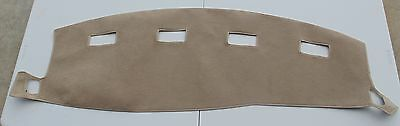 2002-2005 DODGE RAM 1500 2500 3500 truck Dash Cover Mat  tan