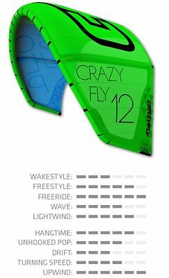 CrazyFly 2016 Sculp 9m kite