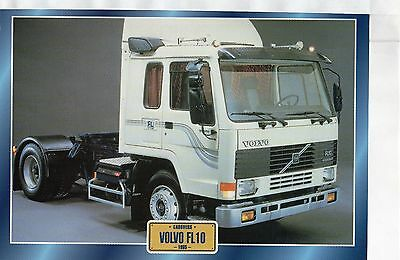 VOLVO   FL10         Glossy   Picture (T849)