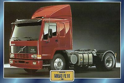 VOLVO  FL10                Glossy   Picture (T852)