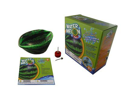 Watermelon Ball-The Ultimate Swimming Pool Game-Pass Ball Underwater!-NEW