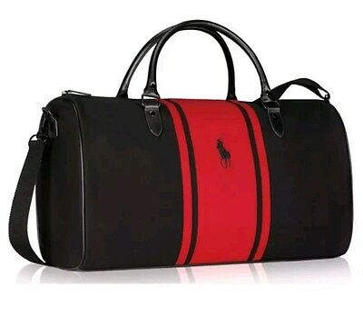 Ralph Lauren Polo Travel / Gym / Hand Luggage / College / Duffle Bag Brand New