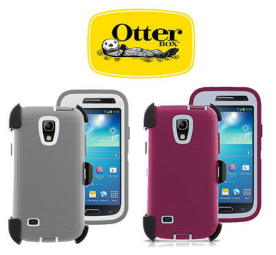 Brand New!! Otterbox Defender Case For Samsung Galaxy S4 Mini with Belt Clip