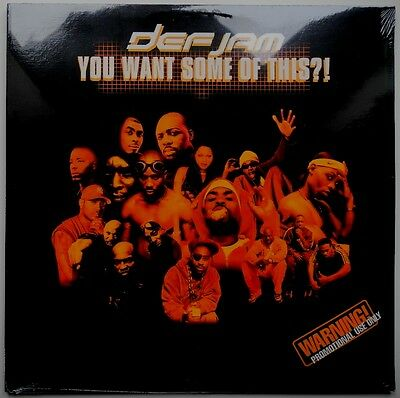2 x LP EU**VARIOUS - YOU WANT SOME OF THIS?! (DEF JAM '98/ PROMO /SEALED)**25838