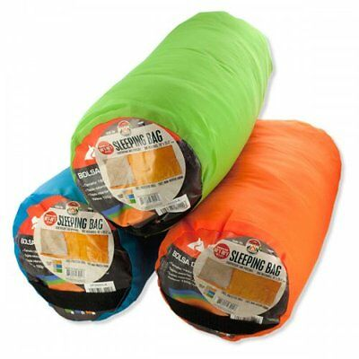 Wholesale Lot of 2 Units Lightweight Envelope Sleeping Bag Random Colors New