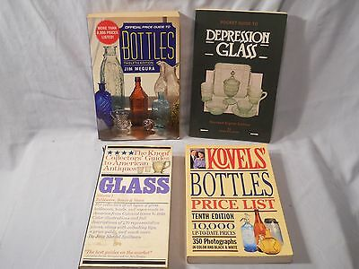 Lot Of Books On Collecting Glass