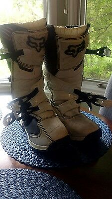 FOX RACING Comp 5 Offroad MX Boots Youth US 7 / 40