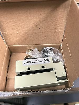 Mars Door Limit Switch 20A Tz 6112F New In Box