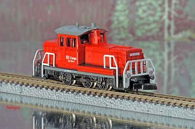 Z Scale Z Ga. Märklin Mini-Club 88641 BR 361 Dieselhydraulic Shunting Locomotive
